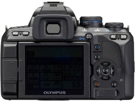 Olympus E-620 Entry-Level DSLR