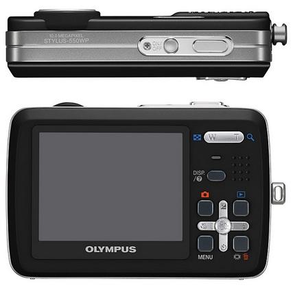 Olympus STYLUS-550WP Shockproof / Waterproof Camera