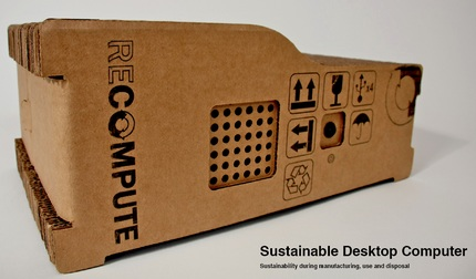 Recompute - Sustainable Desktop Computer