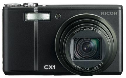 Ricoh CX1 Camera with 12 EV Dynamic Range