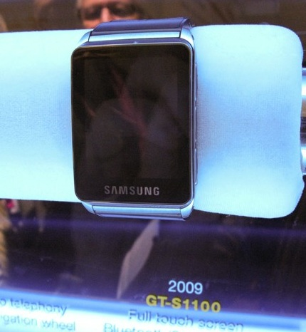 Samsung GT-S1100 Touchscreen Watch Phone