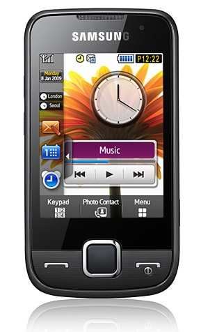 Samsung GT-S5600 Touchscreen Phone