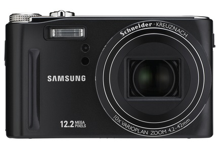 Samsung HZ15W 10x zoom digital camera