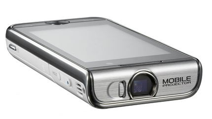 Samsung I7410 Pico Projector Phone