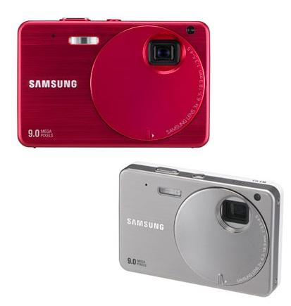 Samsung ST10 digital camera pmp combo