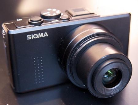 Sigma DP2 pre-production model