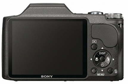 Sony Cyber-shot DSC-H20 Budget Ultra Zoom Camera