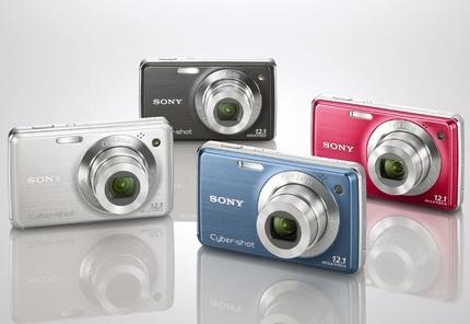 Sony Cyber-shot DSC-W290 Digital Camera