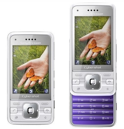 Sony Ericsson C903 Cyber-shot 5MPix Slider