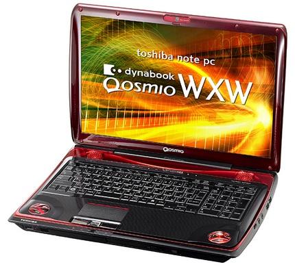 Toshiba dynabook Qosmio WXW Laptop