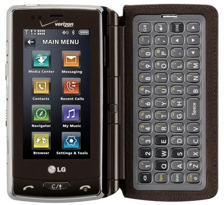 Verizon LG Versa QWERTY Phone