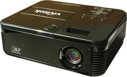 Vivitek D735VX DLP Projector