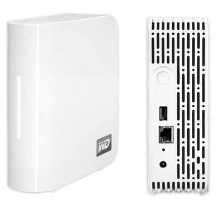 WD My Book World Edition 2TB NAS