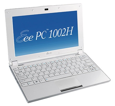 Asus Eee PC 1002H Netbook