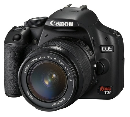 Canon Rebel T1i / EOS 500D Digital SLR