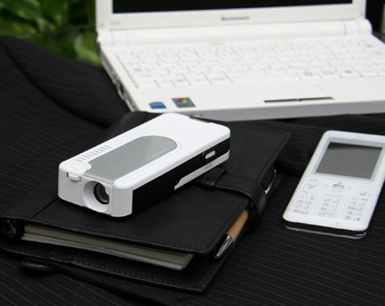 Castrade CV-MP02 Pocket Projector