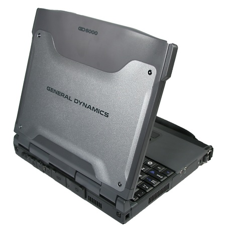 General Dynamics Itronix GD8000 Rugged Notebook