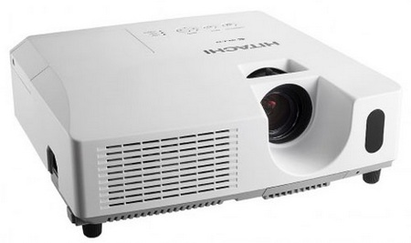 Hitachi CP-X2010 3LCD Projector
