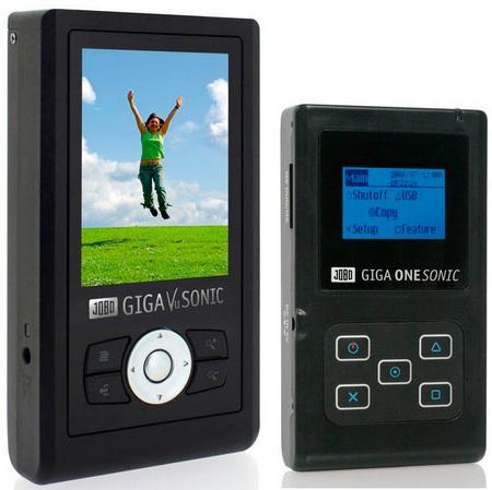 Jobo GIGA Vu SONIC and GIGA One SONIC Photo Storage Device