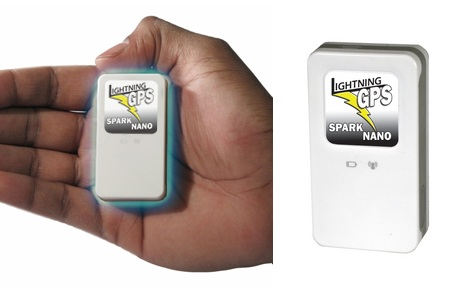 Lightning GPS Spark Nano GPS Tracking Device