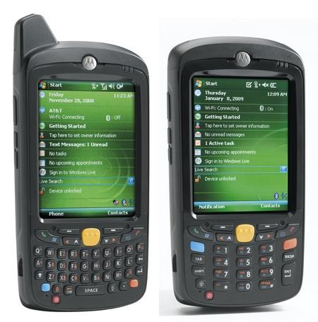 Motorola MC5590 and MC5574 Enterprise Digital Assistant