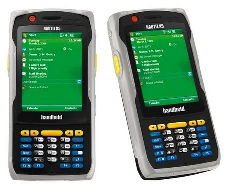 Nautiz X5 Rugged PDA Phone