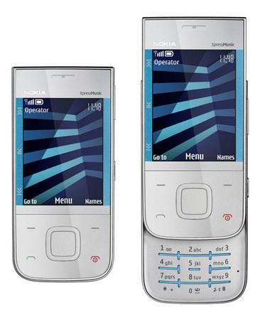 Nokia 5330 XpressMusic Slider