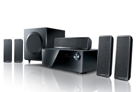 Samsung HT-AS730 Blu-ray Home Theater System
