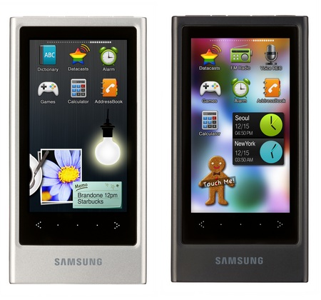 Samsung YP-P3 touch PMP