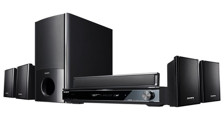 Sony HT-SS360 Blu-ray Home Theater System