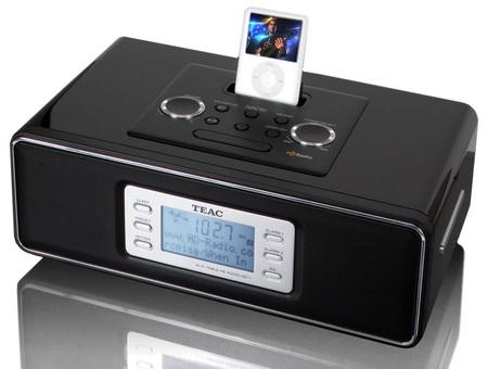 TEAC HD-1 HD Radio with iPod Dock