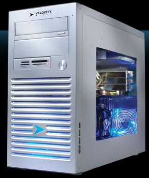 Velocity Micro Edge Z5 Special Edition Gaming PC