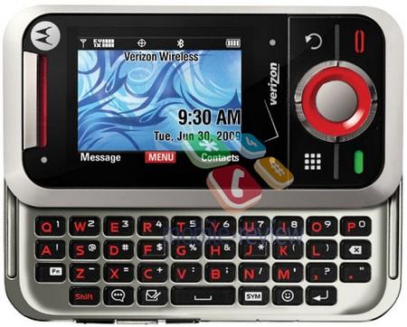 Verizon Motorola Rival A455 QWERTY Phone