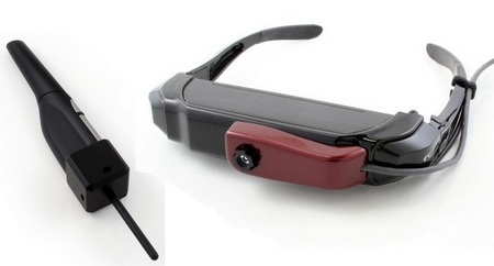 Vuzix Augmented Reality Accessory Kit for VR920