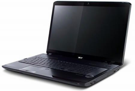 Acer Aspire 8935, 5935 and 3935 Notebook PCs