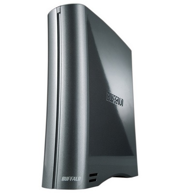 Buffalo HDS-CU2 External Hard Drive with AES128 encryption