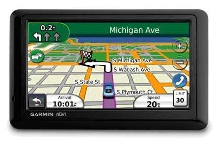 Garmin nuvi 1490T Automotive GPS Device