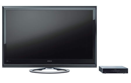 Hitachi Wooo UT800 Series LCD HDTV