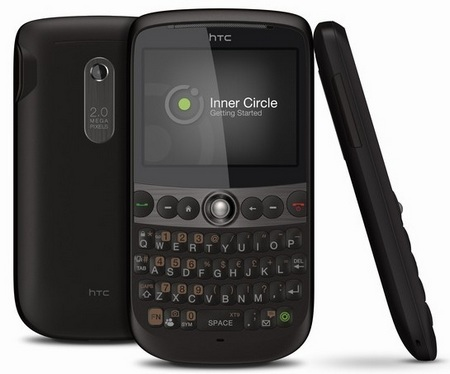 HTC Snap QWERTY Smartphone