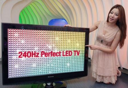LG LH90 Series 240Hz LED HDTV