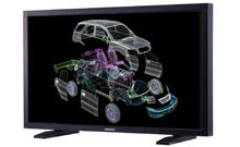 Mitsubishi 56P-QF60LCU Full Quad HD LCD monitor