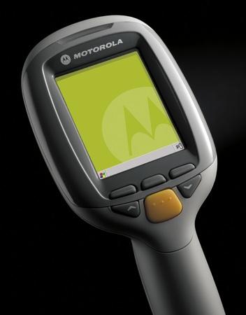 Motorola MC17 Series Retail Mobile Computer