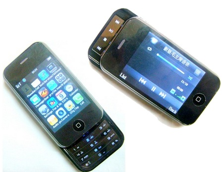 NokiPhone N3000i Combines iPhone and N95