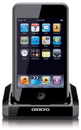 Onkyo UP-A1 iPod/iPhone Dock