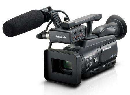 Panasonic AG-HMC40 Professional AVCCAM Camcorder