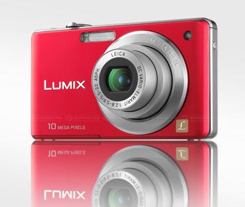 Panasonic Lumix DMC-FS12, DMC-FS42 and DMC-FS62 Digital Cameras