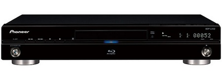 Pioneer BDP-LX52, BDP-320 and BDP-120 Blu-ray Players