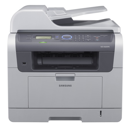 Samsung SCX-5635FN Network-Ready Laser Printer
