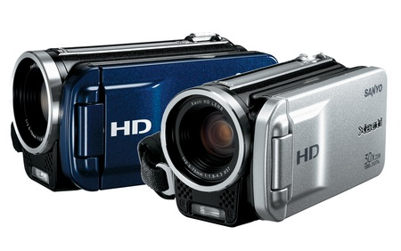 Sanyo Xacti VPC-TH1 HD camcorder