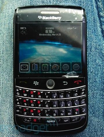 AT&T BlackBerry Onyx Smartphone